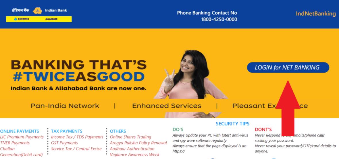 INDIAN BANK IFSC CODE FINDER