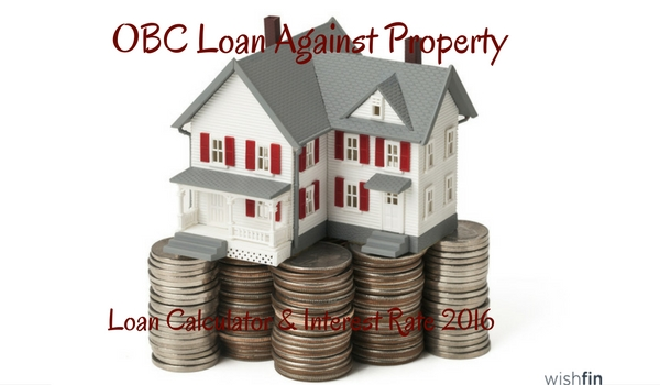 OBC loan against property