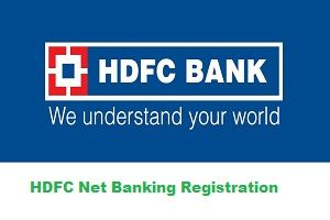 How to register and login to HDFC Internet Banking